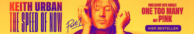 Keith Urban - The Speed of Now, Part 1