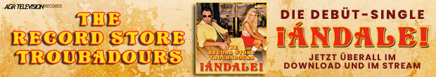 The Record Store Troubadours - ¡Ándale!