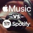 Apple Music vs. Spotify: Auf wen sollte die Wahl fallen?
