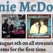 Vier Ronnie McDowell-Alben via Stream verfügbar