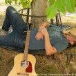 Fabian Harloff: Landliebe und Country Music statt Stress in der Großstadt