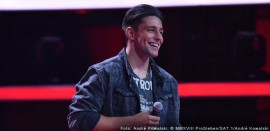 Alexander Eder mit Country Music eine Runde weiter bei The Voice of Germany