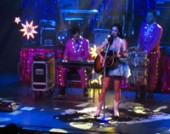 Kacey Musgraves' Country & Western Revue im Hamburger Docks