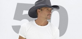 Tim McGraw zum 50., Happy Birthday!