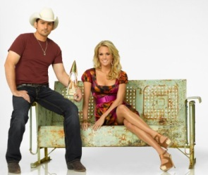 Brad Paisley und Carrie Underwood