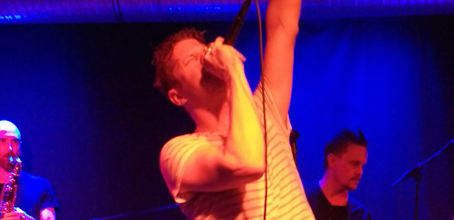 Anderson East live in Hamburg