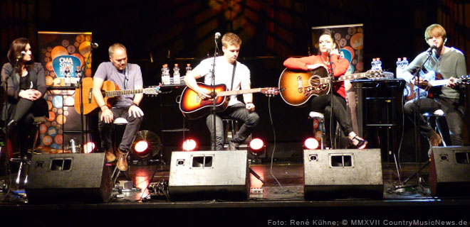 CMA Songwriters Series in Berlin