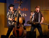 Sjöström und Gullo auf der Country Music Messe 2015