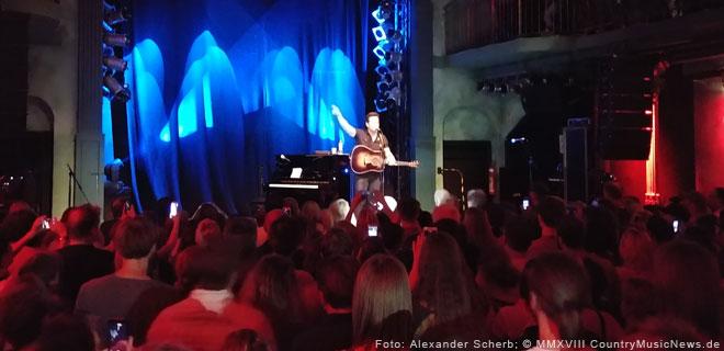 Charles Esten live in Hamburg