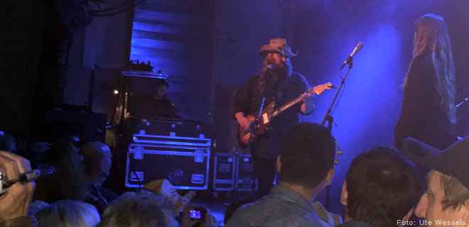 Chris Stapleton live in München
