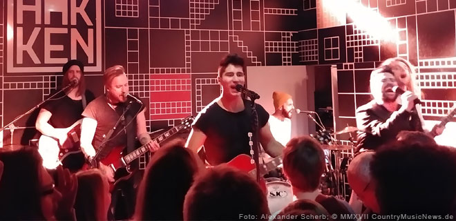 Dan + Shay live in Hamburg