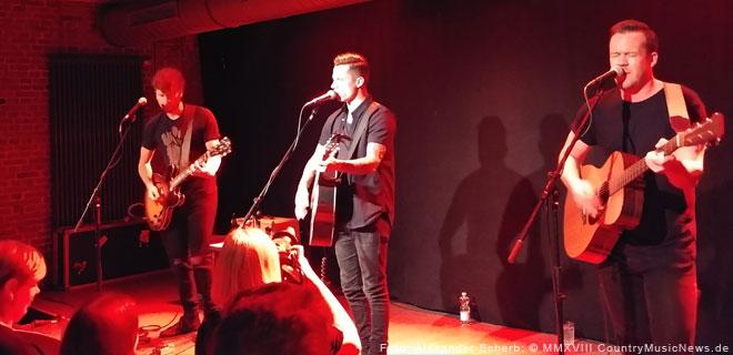 Devin Dawson live in Hamburg
