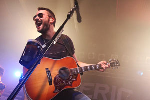 Eric Church; Foto: Christoph Volkmer