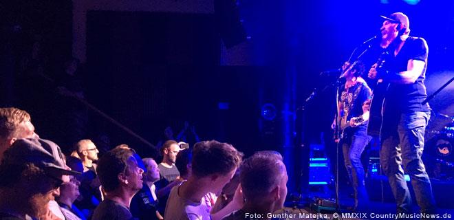 Eric Paslay live in Hamburg