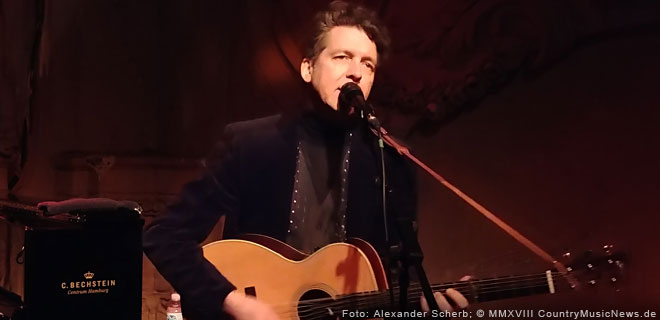 Joe Henry live in Hamburg