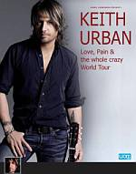 Keith Urban Tour 2007 - Plakat