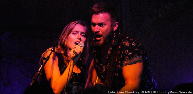 Logan Mize, Lauren Jenkins & Craig Campell live in Hamburg