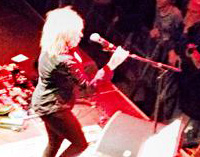 Lucinda Williams live