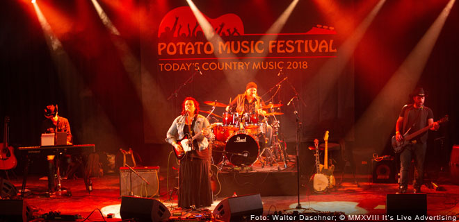 Potato Music Festival 2018 in München