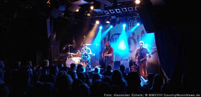 The White Buffalo live in Hamburg