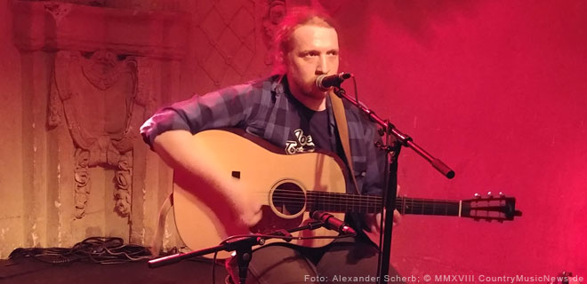 Tyler Childers live in Hamburg
