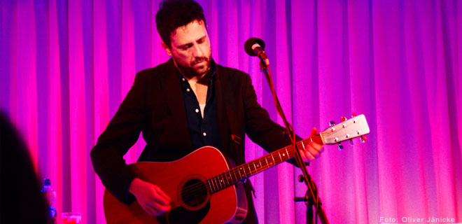Will Hoge live in Hamburg