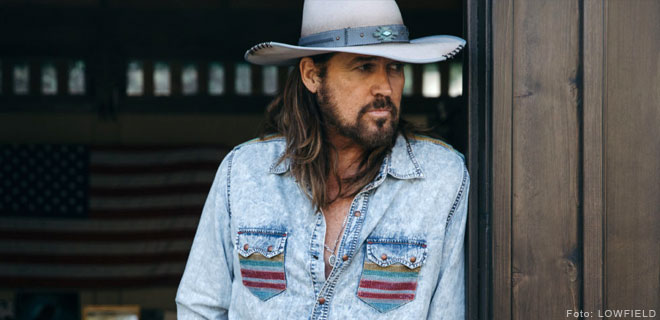 Billy Ray Cyrus; Foto: Clay Patrick McBride