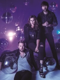 Lady Antebellum; Foto: David Johnson