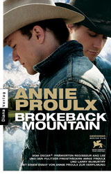 Annie Proulx Brokeback Mountain Cover