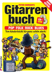 Peter Bursch's Gitarrenbuch