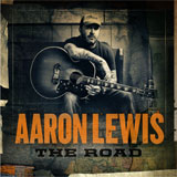 CD Cover: Aaron Lewis - The Road