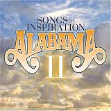 CD Cover Alabama - Songs of Inspiration, Volume 2