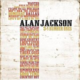 CD Cover: Alan Jackson - 34 Number Ones