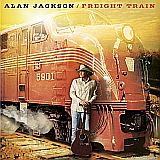 CD Cover: Alan Jackson - Freight Train