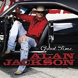 CD Cover Alan Jackson - Good Time