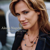 CD Cover Alecia Nugent - A Little Girl...A Big Four-Lane