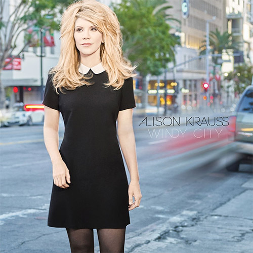 CD Cover: Alison Krauss - Windy City (Deluxe Edition)