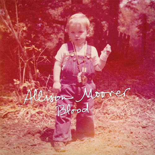 CD Cover: Allison Moorer - Blood
