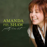 CD Cover Amanda Shaw - Pretty Runs Out
