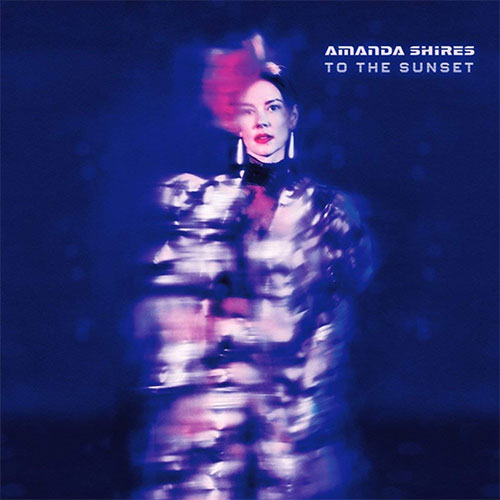 CD Cover: Amanda Shires - To the Sunset