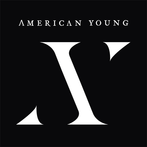 CD Cover: American Young - AY
