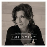 CD Cover: Amy Grant - How Mercy Looks From Here