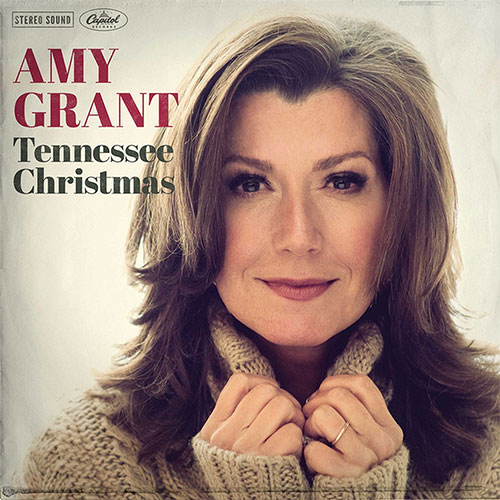 CD Cover: Amy Grant - Tennessee Christmas