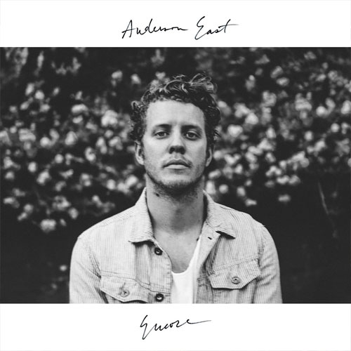 CD Cover: Anderson East - Encore