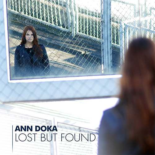 CD Cover: Ann Doka - Lost But Found