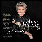 CD Cover Anne Murray - Duets Friends and Legends