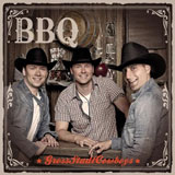 CD Cover: BBQ - GrossStadtCowboys