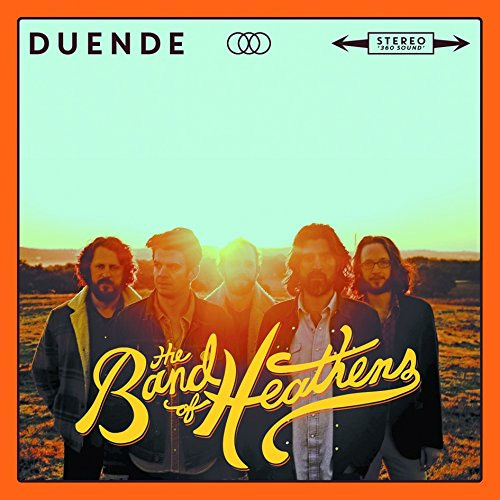 CD Cover: Band of Heathens - Duende