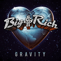 CD Cover: Big & Rich - Gravity