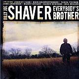 CD Cover Billy Joe Shaver - Everybody's Brother